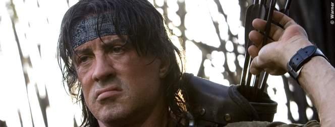 Rambo 5: Neuer Titel und Bilder