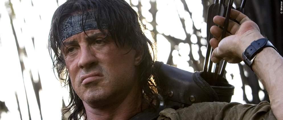 Rambo 5: Stallone enhüllt zwei neue Bilder