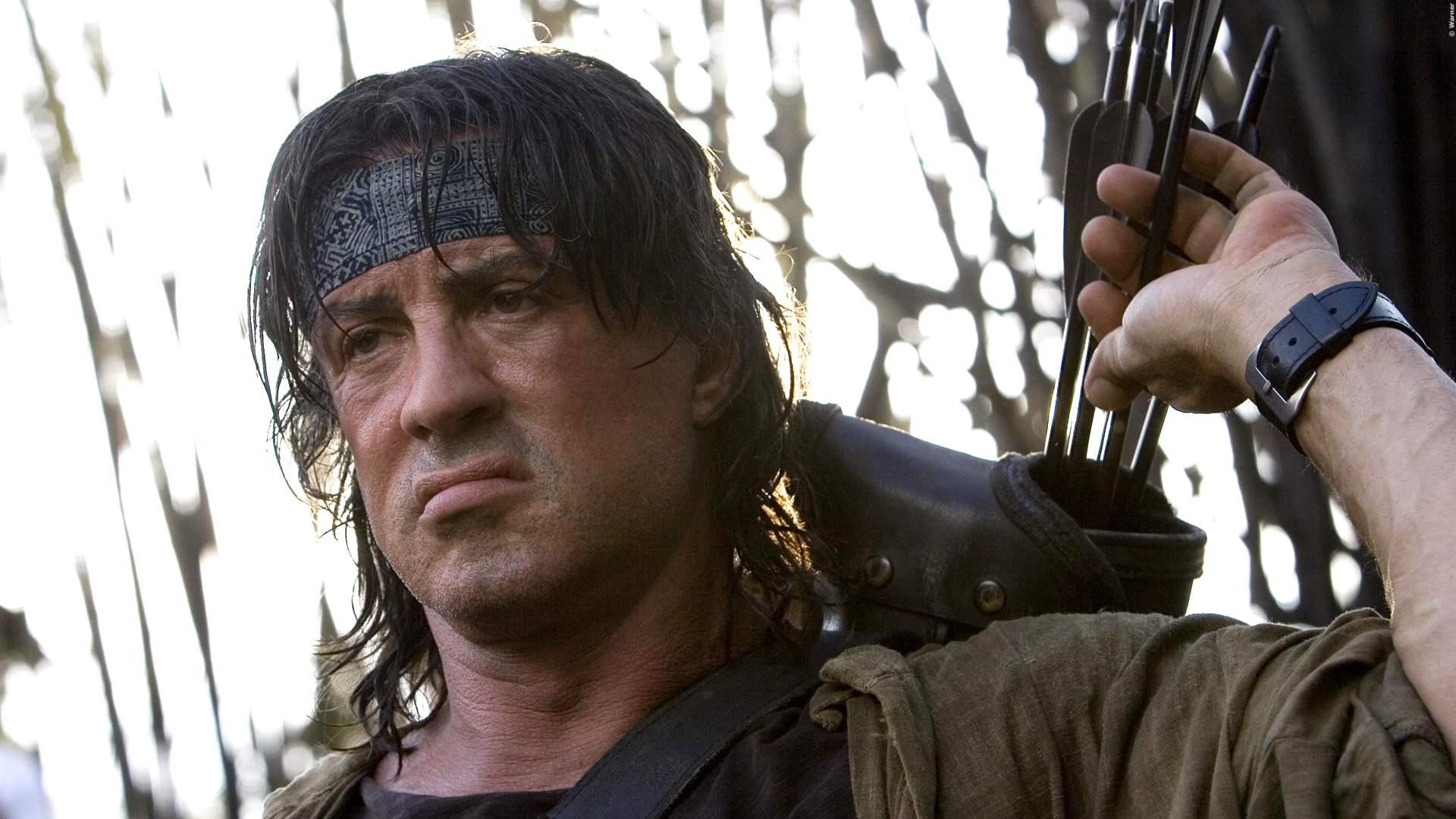 FORDERUNG: Stallone stellt eine Bedingung für 'Rambo 6'