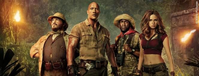 Jumanji 2 Kinostart: The Rock gegen Star Wars