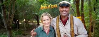 Jungle Cruise: The Rock veröffentlicht neues Bild