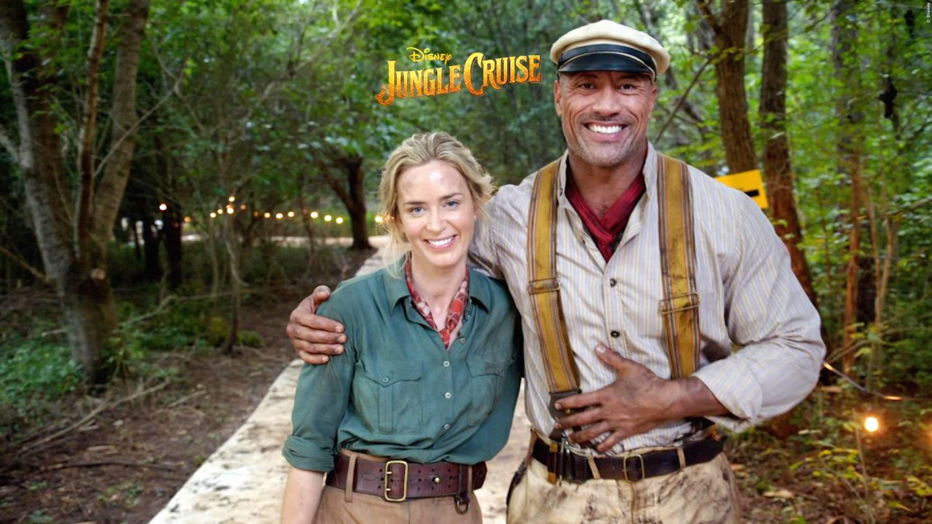 Dwayne Johnson Erstes Video Zu Jungle Cruise Mit Dwayne