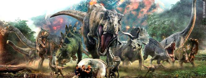 Jurassic World 3 bereitet Jurassic World 4 vor