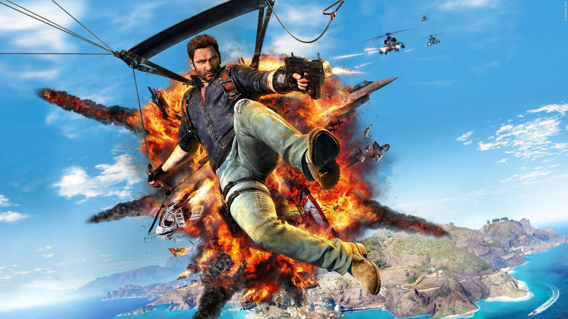 ENDLICH: Videospiel 'Just Cause' wird verfilmt und kommt schon sehr bald ins Kino