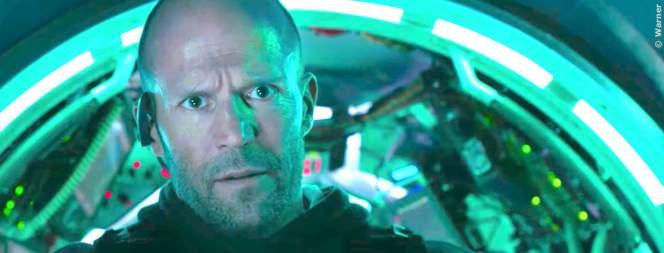 Meg: Neuer Trailer mit Jason Statham in Action