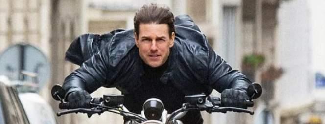 Mission Impossible 7: Irrer Stunt im Video