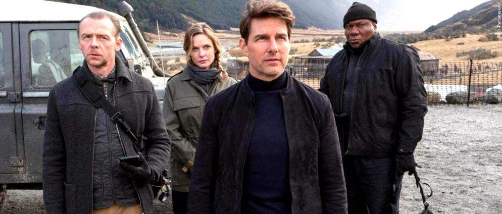 """""""Top Gun 2"""" und """"Mission: Impossible 7"""" Kinostarts verschoben"""