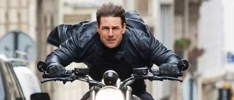 Mission Impossible 7 Video: Total irrer Stunt von Tom Cruise geleakt