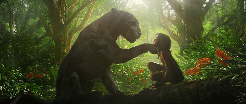 Netflix: Eigenes Dschungelbuch ist ziemlich blutig