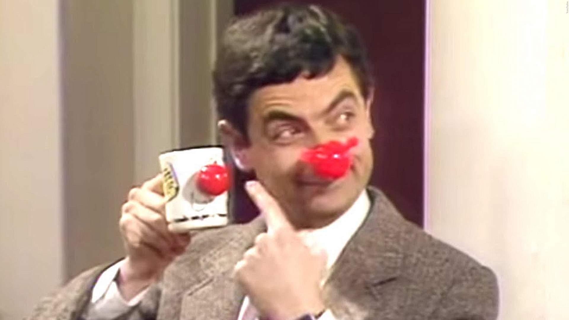 VIDEO: 'Mr. Bean' auf dem Polizeirevier