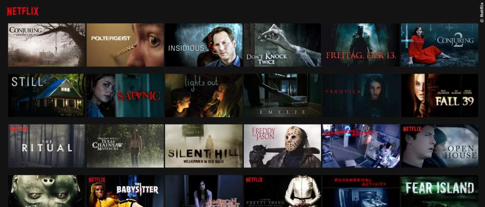 Netflix Horrorfilme: 13 Genre-Tipps zum Gruseln