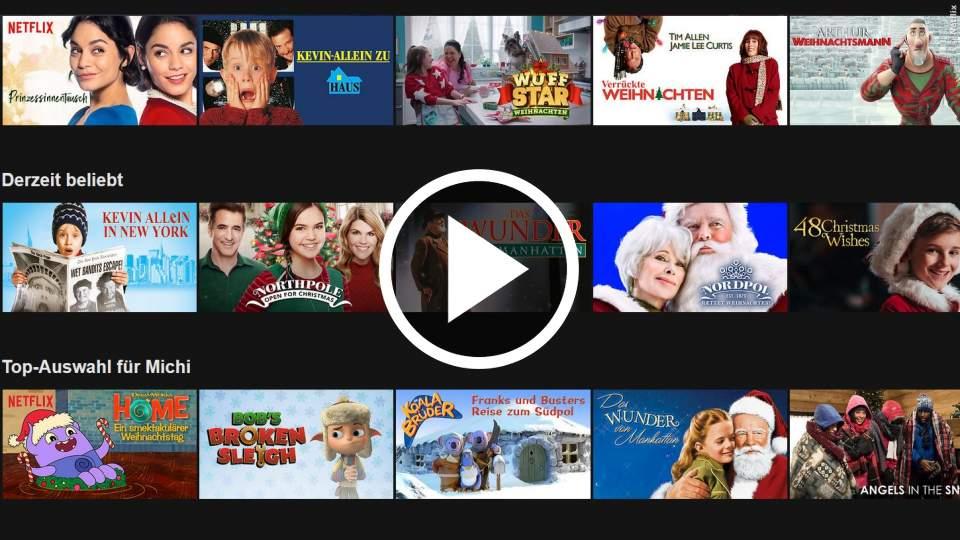 Netflix: Geheime Codes für Weihnachtsfilme | TrailerSeite FILM.TV