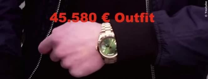 Reiche Kinder: 45 tausend Euro für ein Outfit