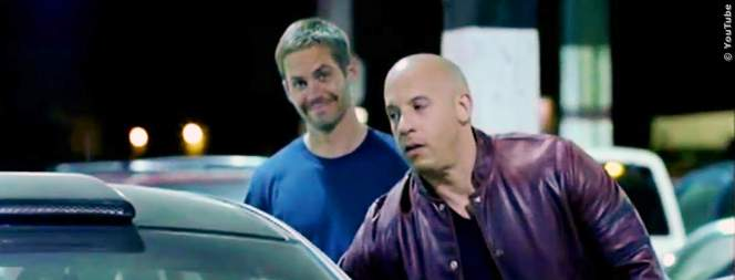 Best of Paul Walker: Outtakes
