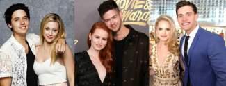 Riverdale-Paare im echten Leben