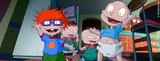 Nickelodeon holt die Rugrats zurück