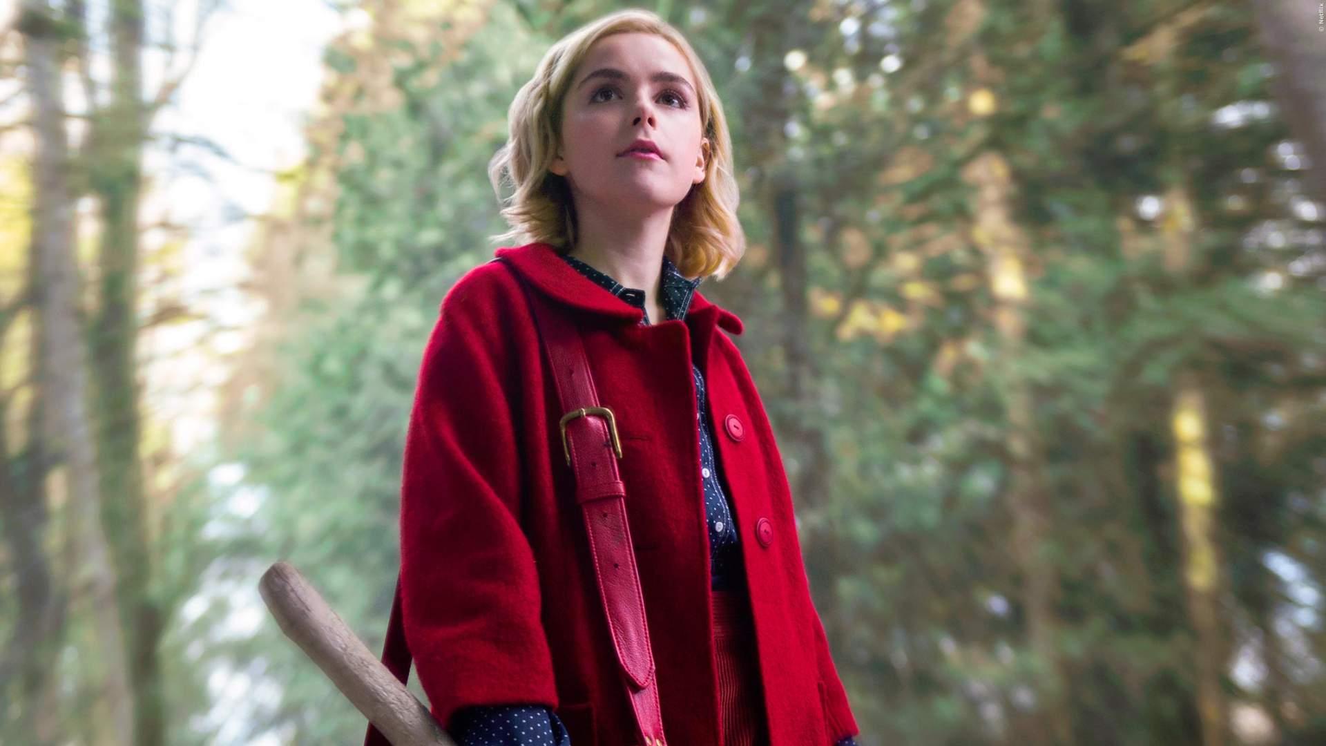 Sabrina: Netflix zeigt Weihnachts-Special der neuen Serie ...
