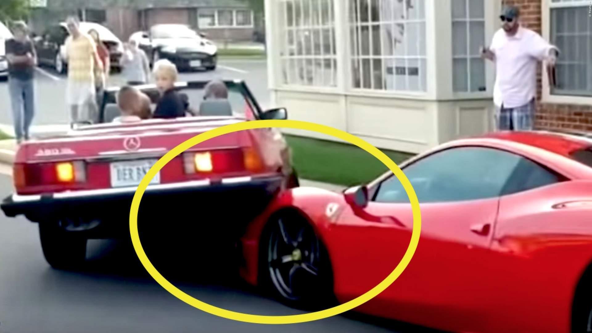 VIDEO: Die schlechtesten Autofahrer der Welt bringen dich zum Lachen!