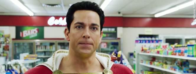 Shazam: Neuer Trailer voller Witze