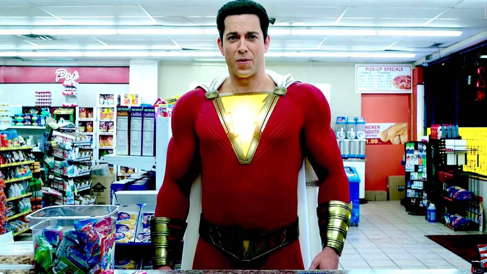 QUIZ: Was weißt du über den Superhelden Shazam? Teste dich hier
