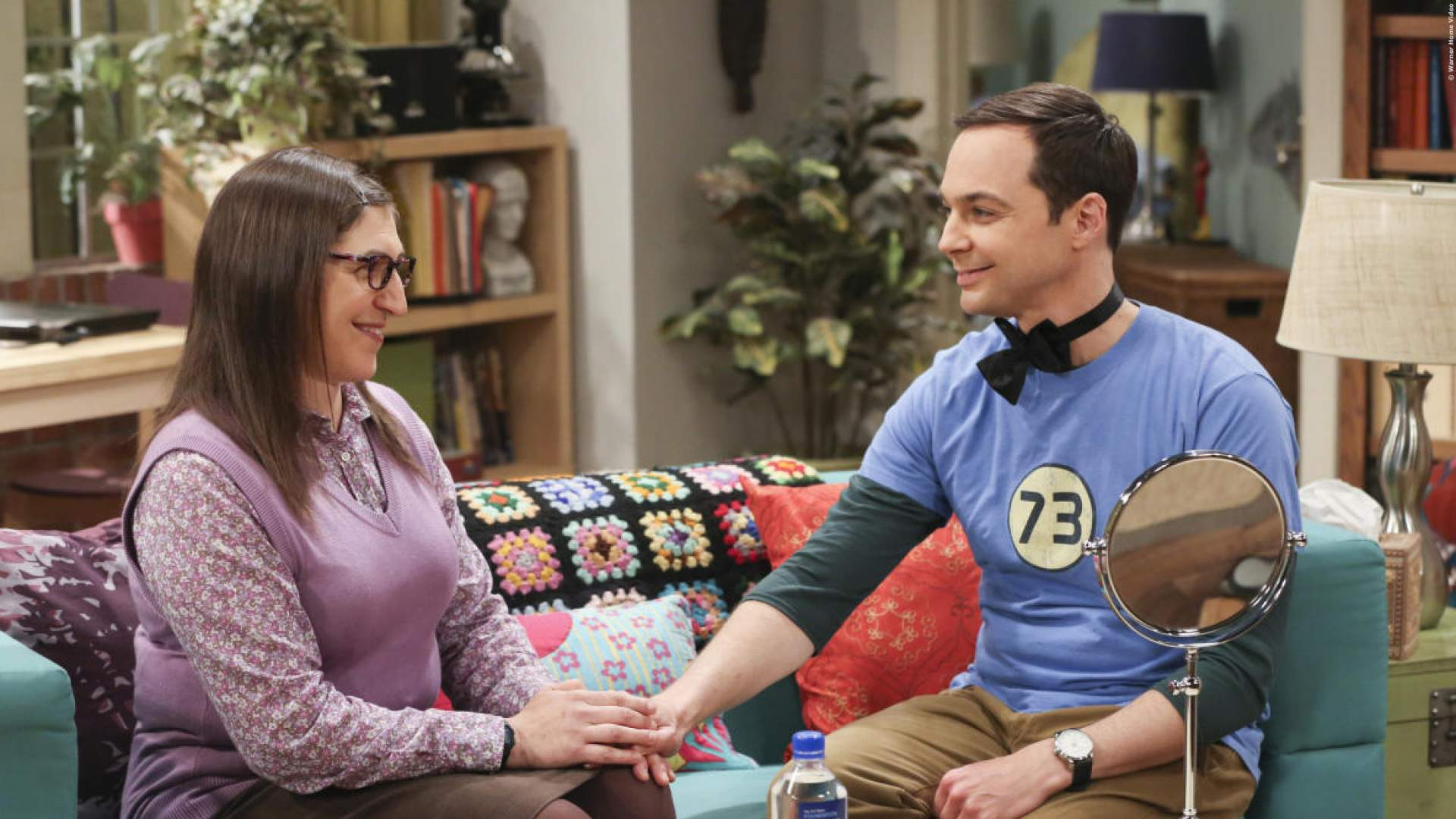 VIDEO: Sheldon und Penny machen zusammen Sport - soooo lustig!
