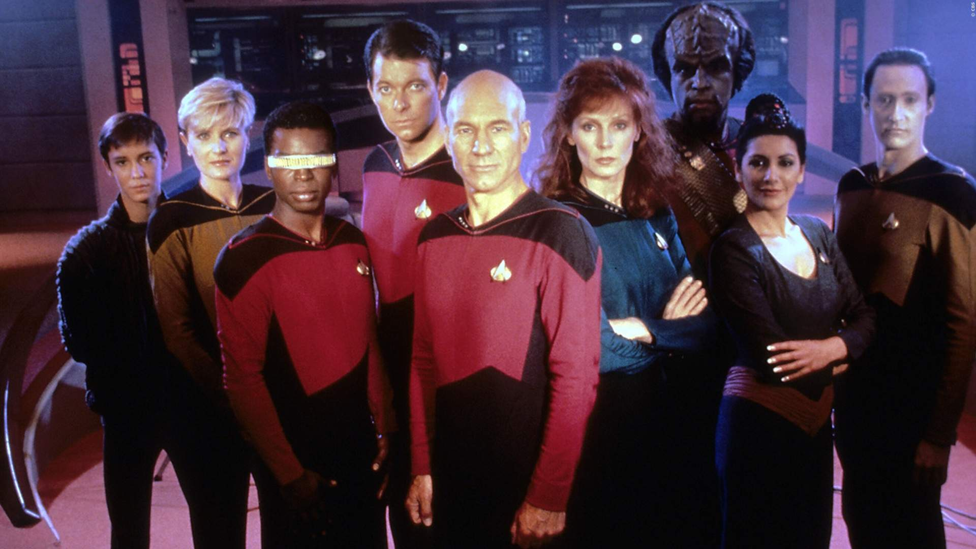 ÜBERRASCHUNG: Neue 'Star Trek'-Serie mit Captain Picard kommt noch 2019