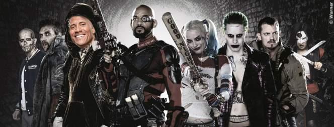 Suicide Squad 2: Dwayne Johnson bei Dreh
