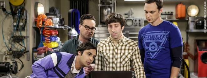 The Big Bang Theory-Star bekommt neue Serien-Rolle