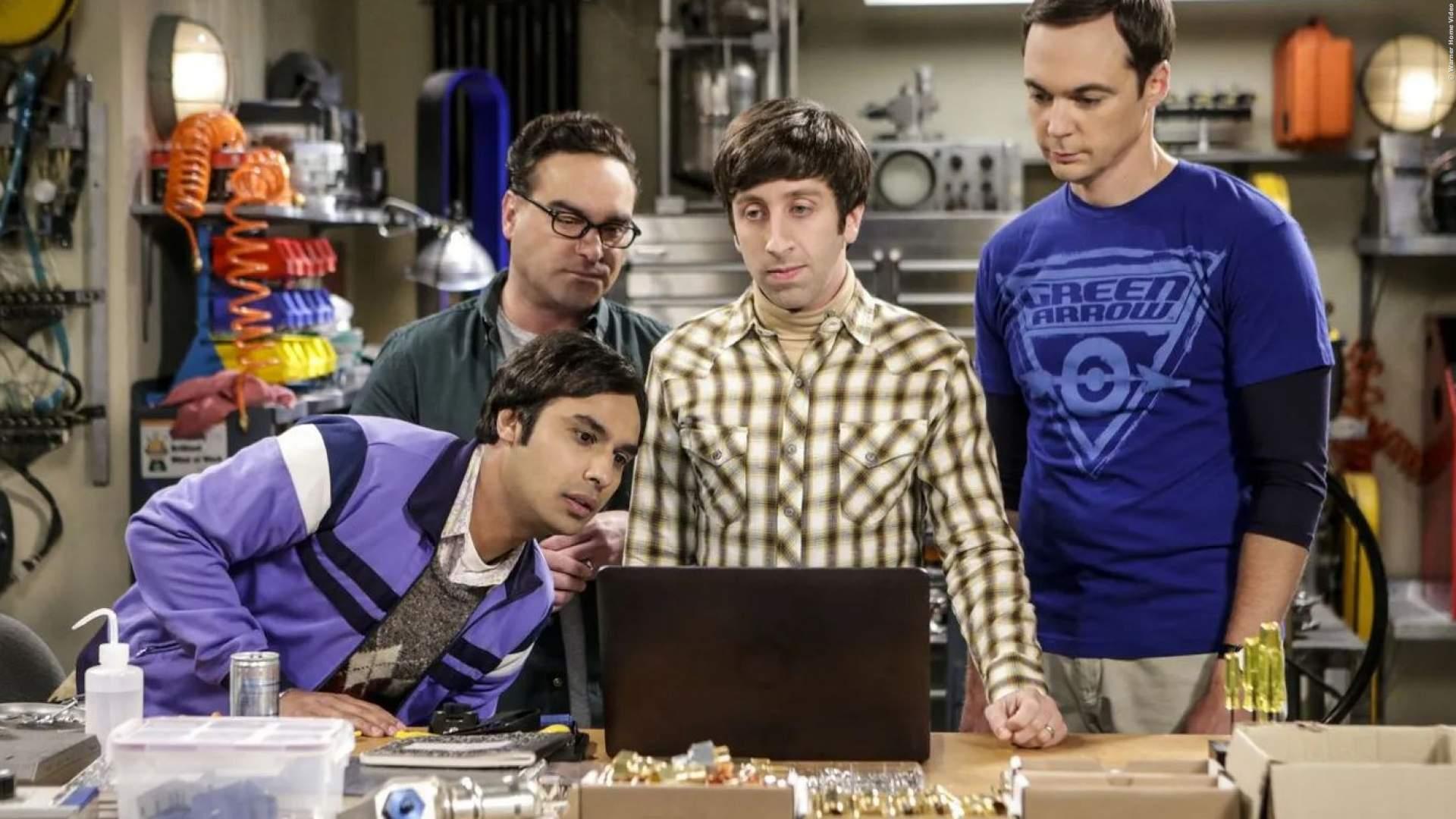 NOBELPREIS: 'Big Bang Theory' wird bei echter Verleihung gewürdigt