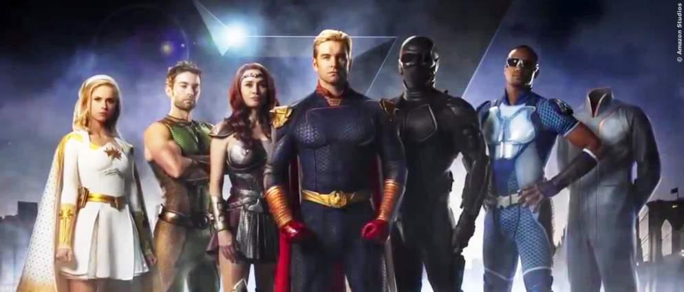 The Boys: Erster Trailer zur Superhelden-Serie