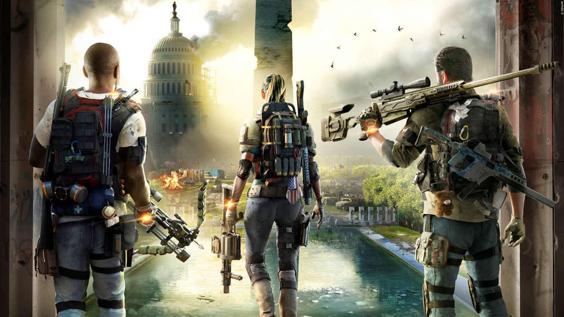 KRIEG: Game-Verfilmung 'The Division' kommt nicht ins Kino, aber kommt