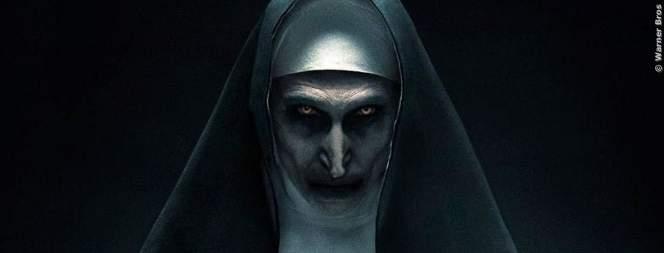 The Nun Trailer: Die Horror-Nonne aus Conjuring
