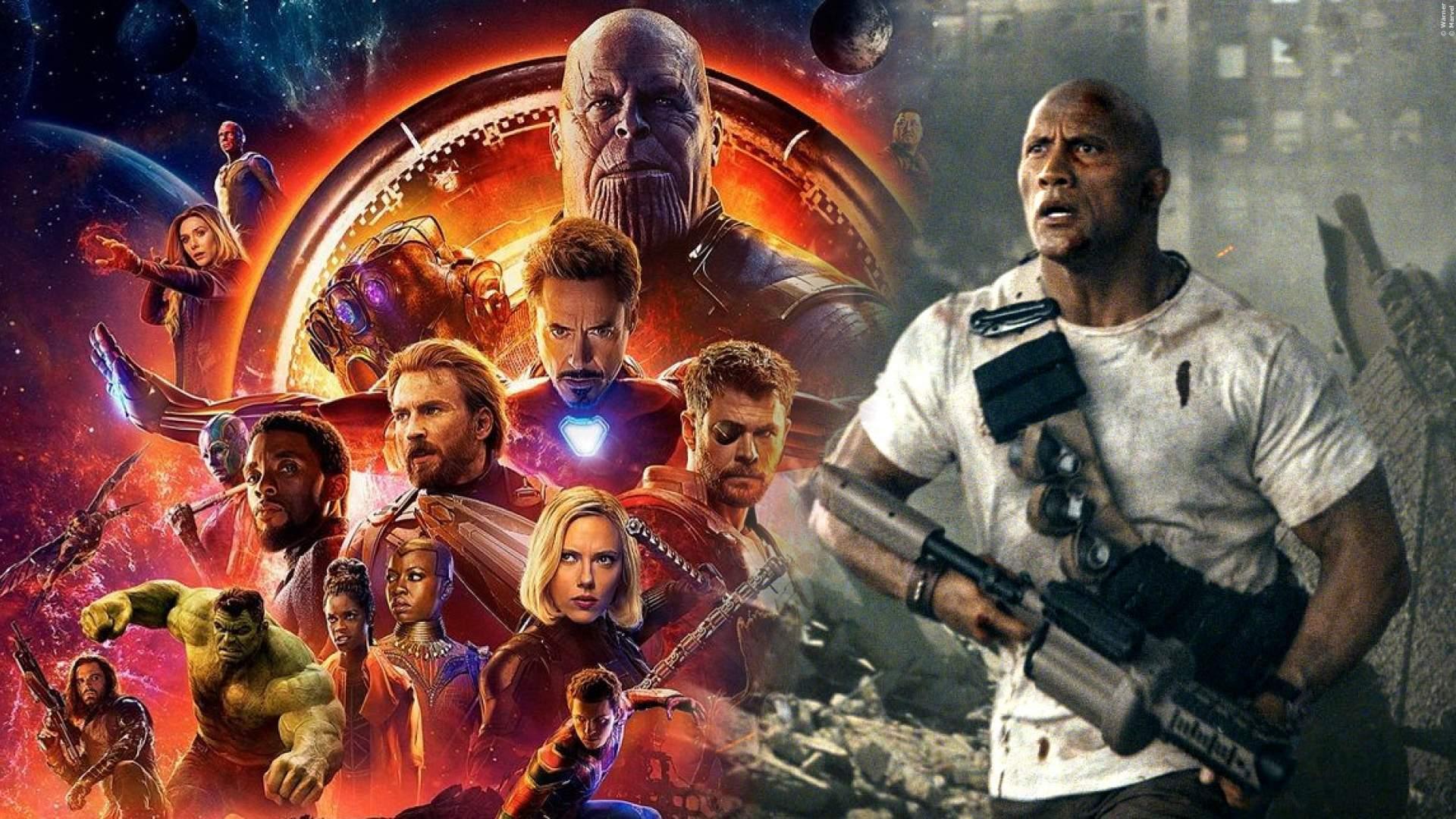 GERÜCHT: Wird The Rock in 'Avengers 5' der Ersatz für den toten [Spoiler]?