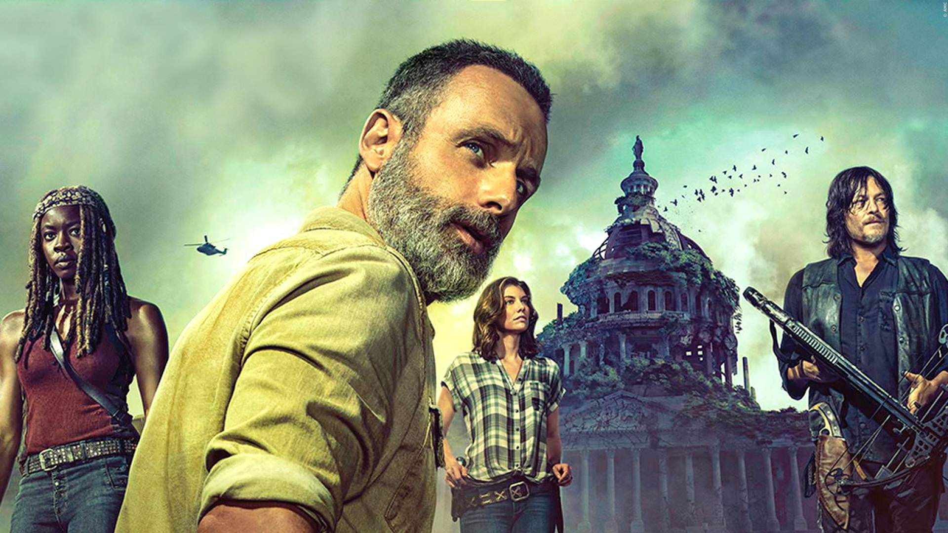 The Walking Dead Staffel 9: Alles wird anders - Bild 1 von 1