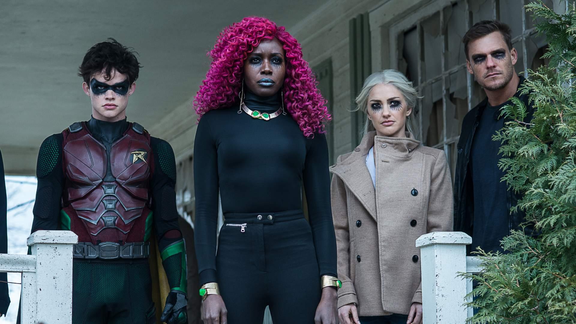 TITANS: Das soll die neue Bösewichtin in Staffel 3 werden