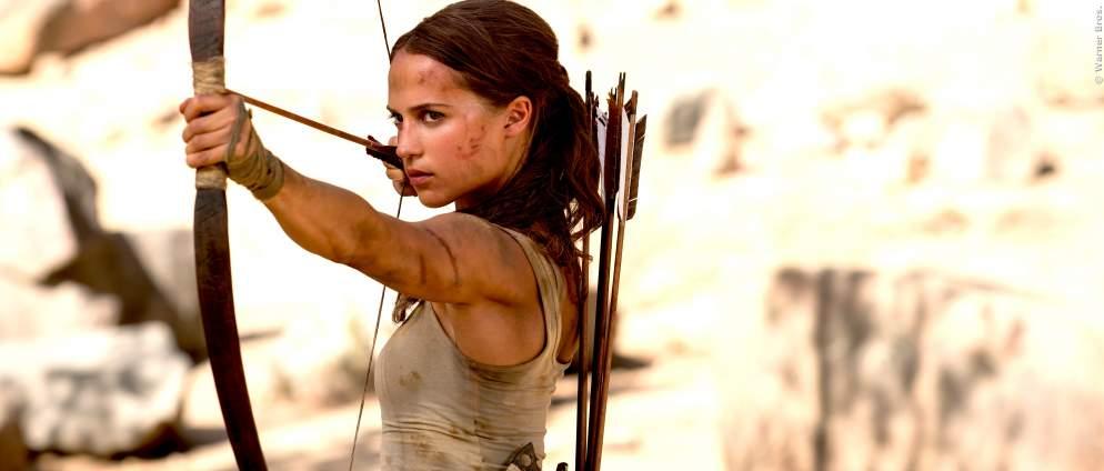 """""""Tomb Raider 2"""": Hauptdarstellerin gibt Update zum Film"""