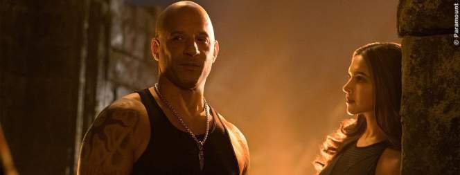 Verhindern Anwälte Triple xXx 4 mit Vin Diesel?