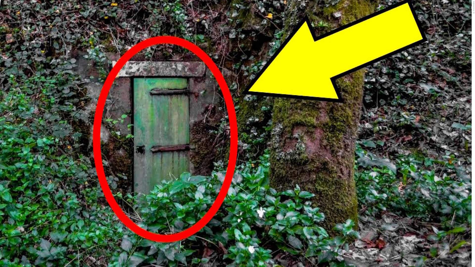 UNGLAUBLICH: Diese Türen wurden noch nie geöffnet - Das ist der Grund