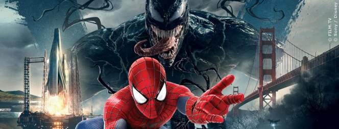 Spider-Man-Auftritt in Venom 2 wahrscheinlich
