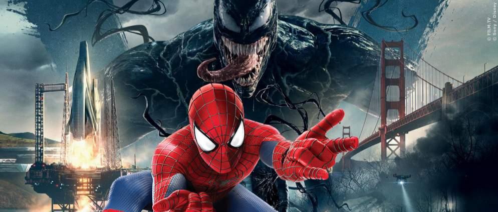 """""""Venom 2"""": Fight mit """"Spider-Man"""" wurde gerade etwas wahrscheinlicher"""