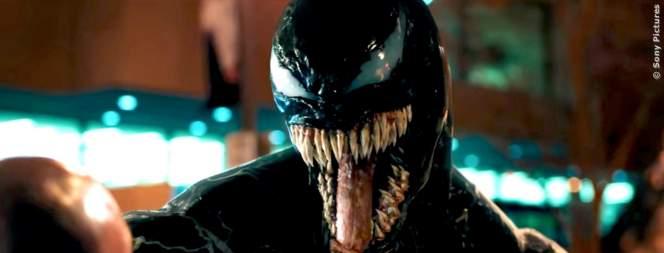 Venom: Neuer Trailer ist besser als Spider-Man je war