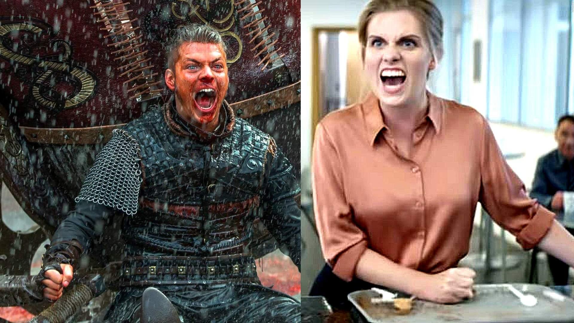 VIDEO: Vorsicht - so schnell macht die Serie 'Vikings' einen echten Wikinger aus dir!