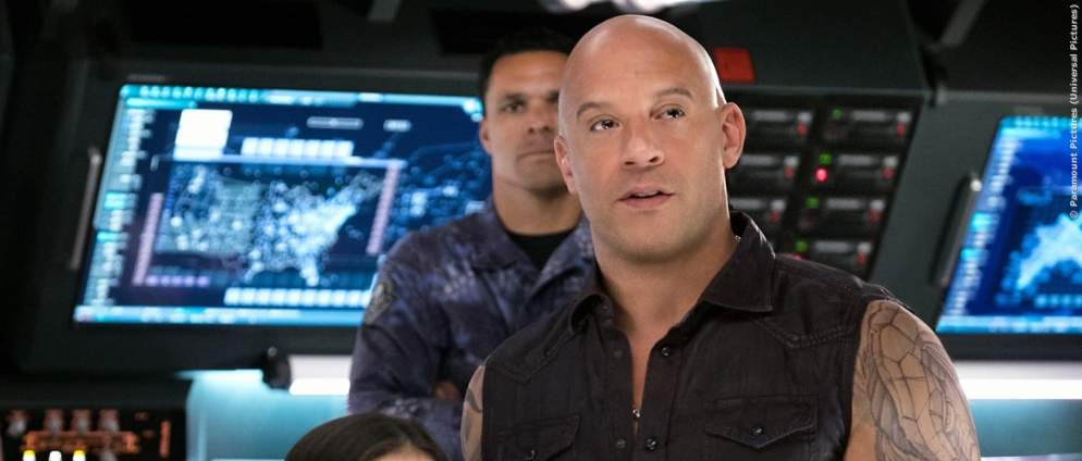 Fast And Furious Crossover mit Triple X