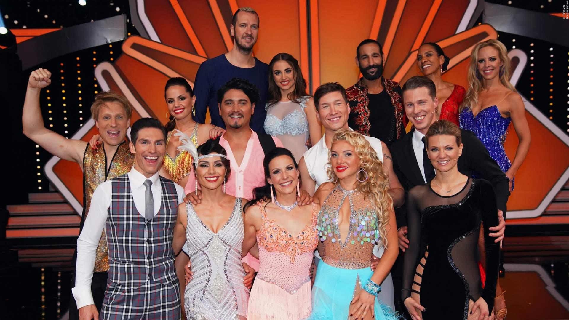 LETS DANCE:Das sind die Tänze der 7. Live-Show