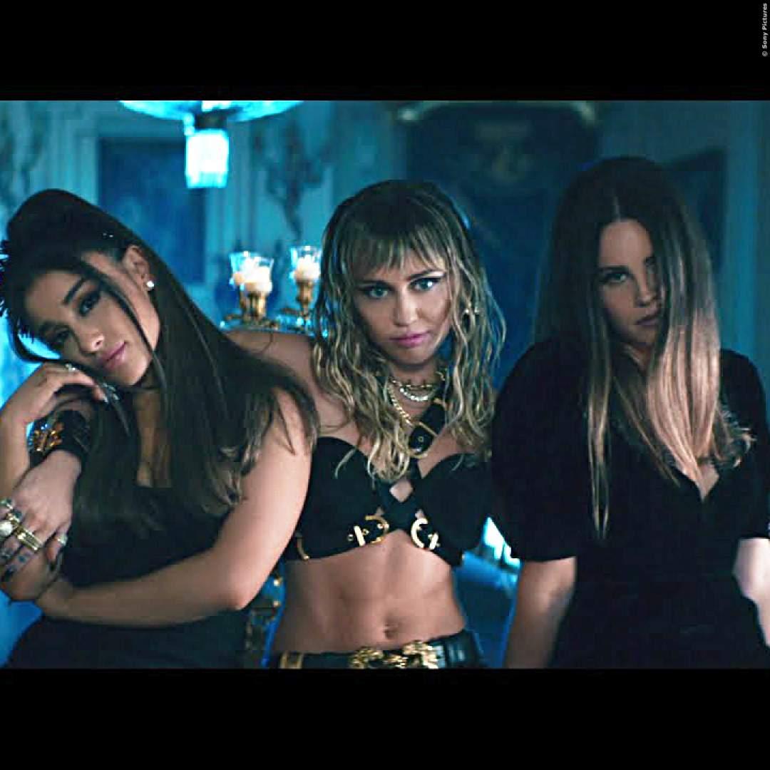 VIDEO: '3 Engel Für Charlie'-Titelsong von Ariana Grande, Miley Cyrus und Lana Del Rey