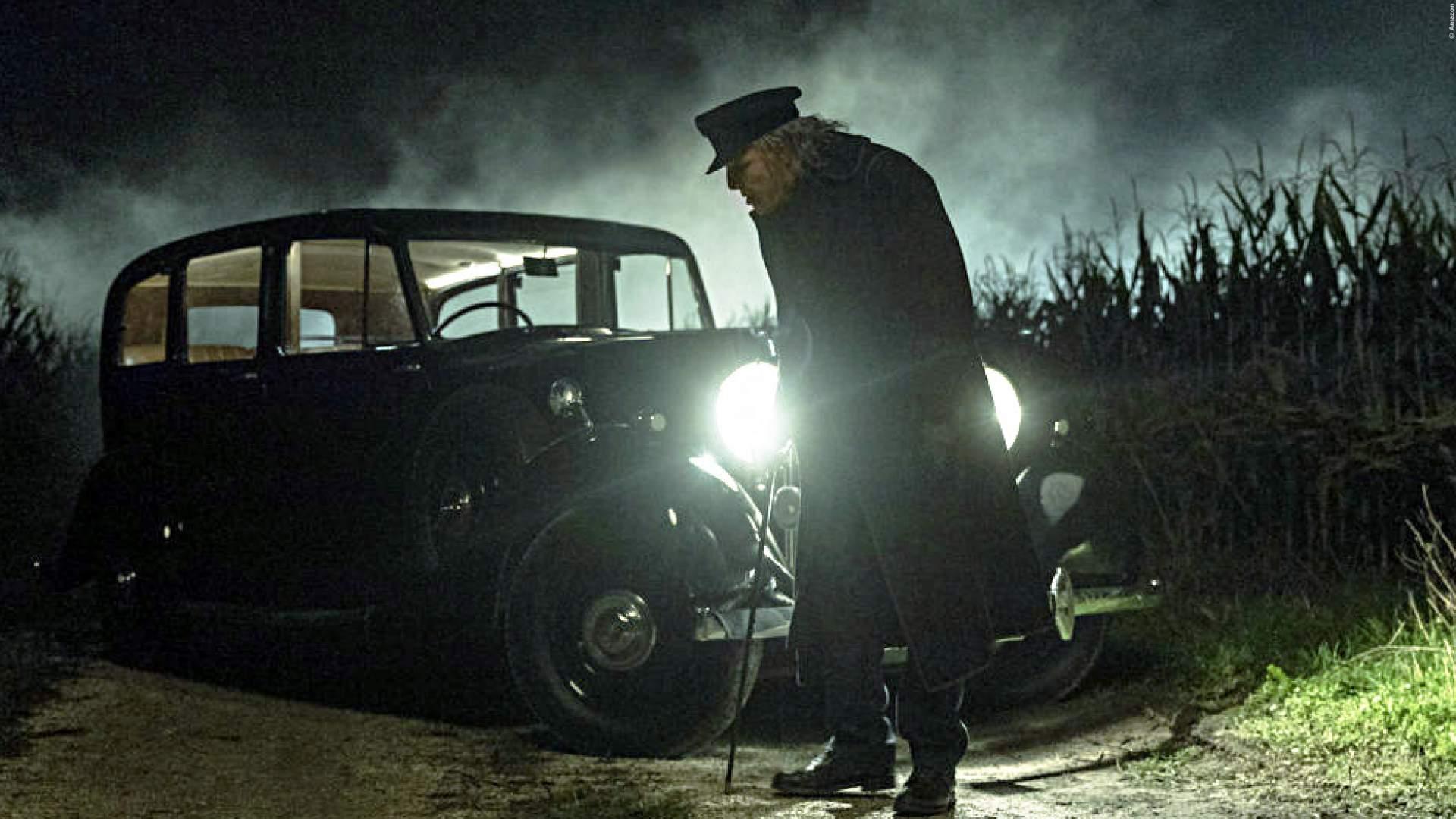 BESTSELLER von Stephen Kings Sohn wird zur Serie: 'Christmasland' aka 'NOS4A2'