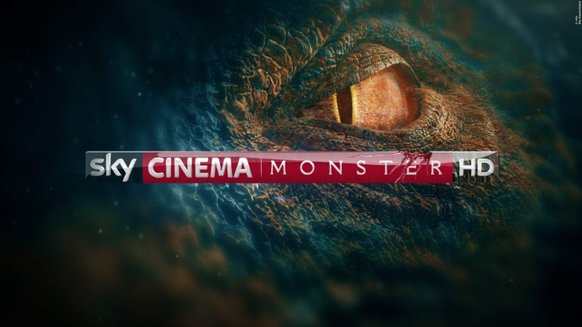 Sky Cinema Monster HD: Legendäre Film-Monster mit eigenem Sender