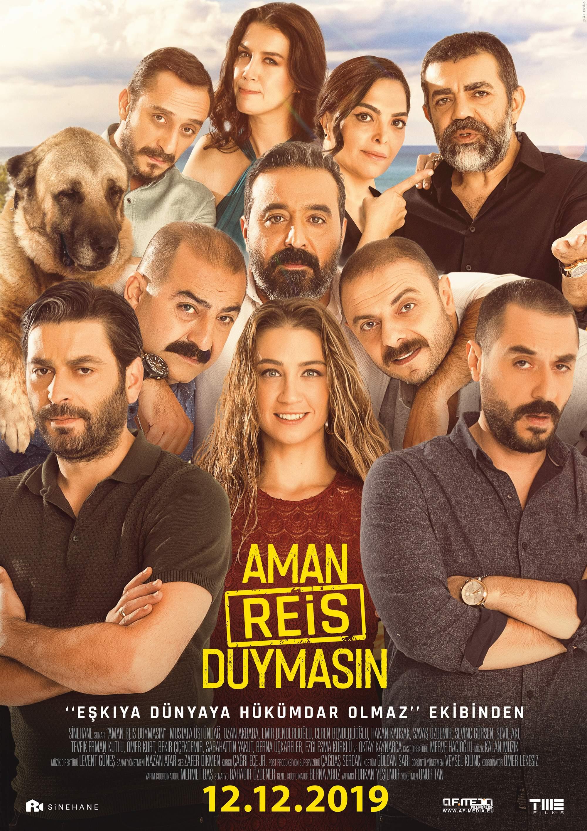 "KINO-TIPP: Die türkische Comedy ""Aman Reis Duymasin"""
