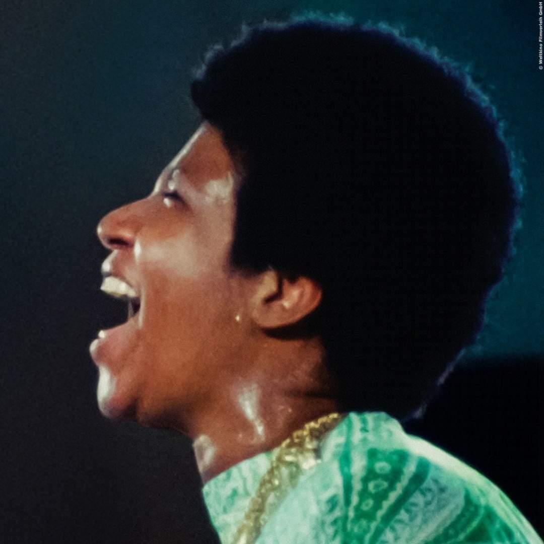 ARETHA FRANKLIN: Konzert von 1972 aufgetaucht - Bald im Kino - Trailer hier sehen