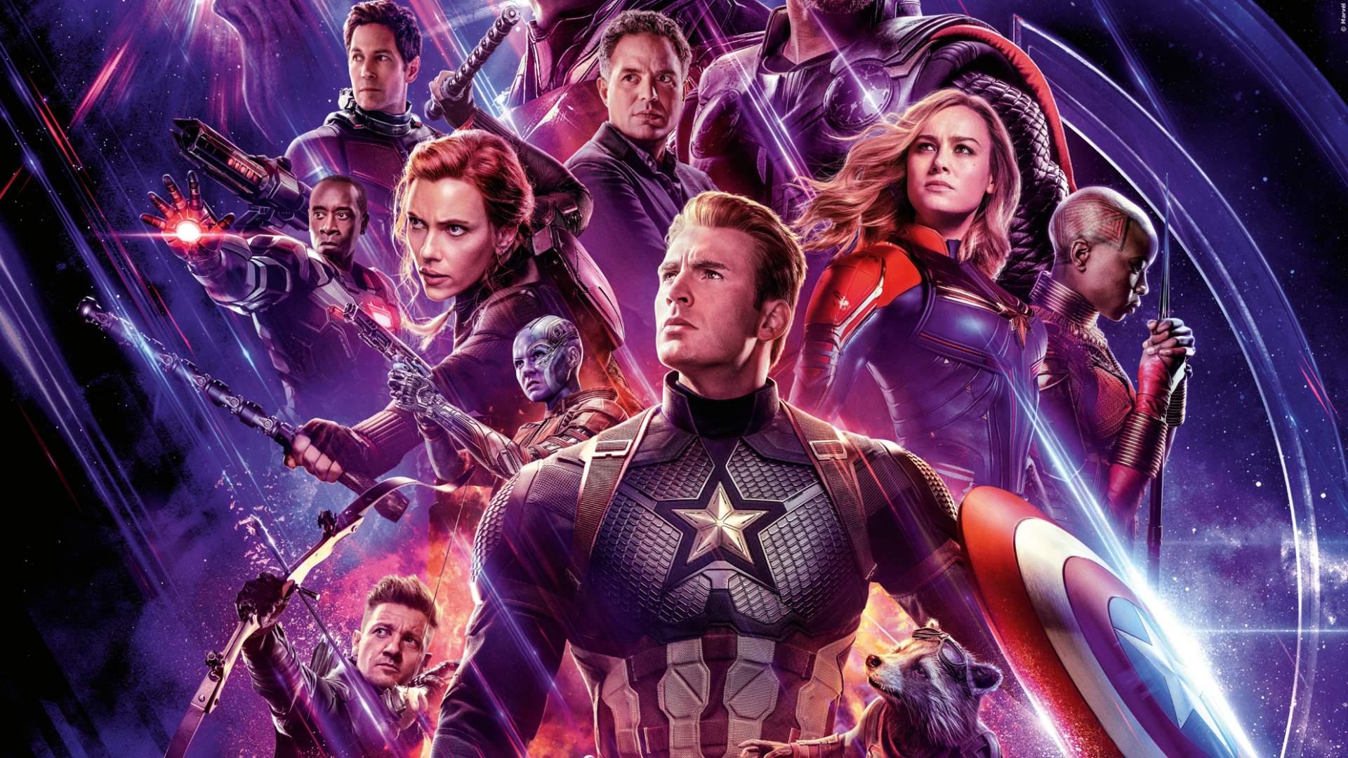 END-ENDGAME: 'Avengers 4' kommt mit neuen Szenen zurück ins Kino